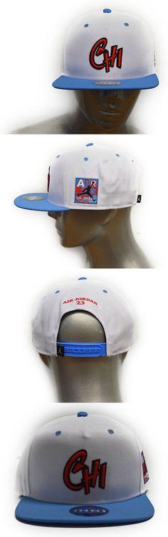 941686a561a ... uk hats 52365 jordan 10 city pack chicago wht blue crimson snapback hat  one size fits