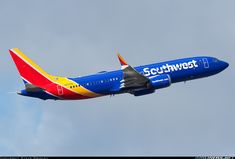 Boeing 737-8 Max - Southwest Airlines