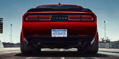 The Dodge Demon Will Be the Perfect Car for Drag Racers with No Friends - Finally! A car I can relate to! Lol