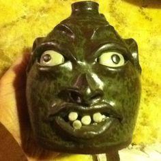 Fugly Face jug