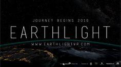 cool Earthlight 4K 360° Trailer - Earth Day/Night seen from Low Earth Orbit