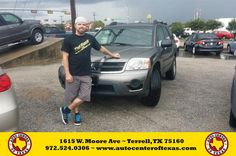 https://flic.kr/p/Kmsw6t | Congratulations Mark on your #Mitsubishi #Endeavor from Yader Hernandez at Auto Center of Texas! | deliverymaxx.com/DealerReviews.aspx?DealerCode=QZQH