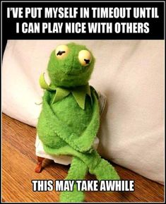 The Funniest Memes Of The Day That Are Absolutely Hilarious Pics) - Page 2 of 2 - Awed! Funny Kermit Memes, Funny Relatable Memes, Haha Funny, Funny Jokes, Funniest Memes, Funny Stuff, Work Memes, Work Humor, Kermit The Frog