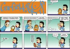 Garfield Comic Strip, July 31, 2011 on GoComics.com
