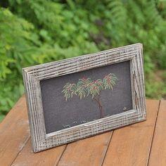#자귀나무 #야생화자수 #embroidery