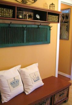 @Nicole Novembrino Langford - this is something cool we could make with the shutters from that person!!  so easy!