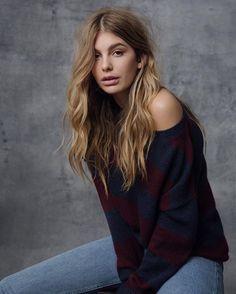 Camila Morrone (USA) - model