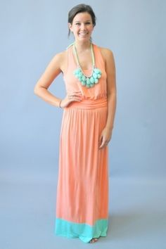 coral & mint <3 by iva