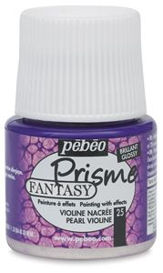 Pebeo Fantasy Prisme Paints, Pearl Violine...look for these for craft idea
