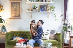 A Modern Refresh of a Victorian-Era Portland Home — House Tour Small Apartment Living, Small Apartments, Urban Cottage, Victorian Era, Old Houses, Apartment Therapy, House Tours, Modern Design, Sweet Home