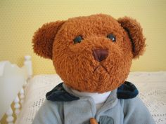 Teddy called and he wants you to pick up some Bellino Fine Linens sheets on your way home. #NationalTeddyBearDay