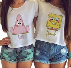 Credits to owners Bestie Shirts Ideas of Bestie Shirts - Bestie Shirts - Ideas of Bestie Shirts - Credits to owners Bestie Shirts Ideas of Bestie Shirts Credits to owners Best Friend T Shirts, Bff Shirts, Best Friend Outfits, Shirts For Teens, Cute Shirts, Matching Outfits Best Friend, Teen Shirts, Best Friend Clothes, Bff Sweatshirts