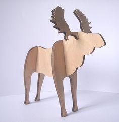 Plywood Sculpture Kits