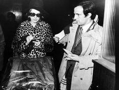 """ Catherine Deneuve and François Truffaut  """