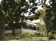 Free State farmhouse - South Africa Africa Style, Free State, Colonial Architecture, Farm Houses, Africa Fashion, Country Living, Fairytale, South Africa, Building A House
