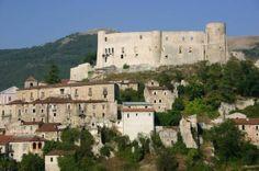 Brienza (PZ), castello Caracciolo - 40°28′43″N 15°37′48″E