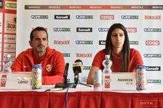 Maikel López és Rasheed Rita (2017. április 5.)