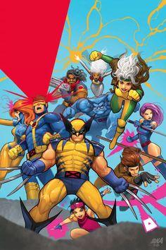 X-Men '92 vai chegar ao fim - veja a capa da última edição | Omelete