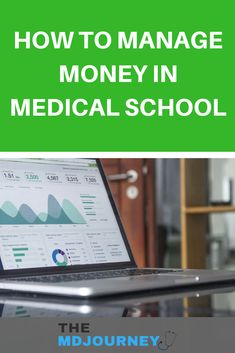 How do you manage money in medical school? Read this post to learn my favorite tips! Med Student, Student Life, School Hacks, School Tips, Getting Into Medical School, Study Schedule, Study Techniques, School Motivation, Med School