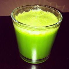 My Mean Green Juice Recipe on Redomestication