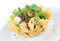 canastas de queso parmesano - Buscar con Google