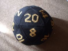 A d20, probably not balanced. - xelerej on craftsteer