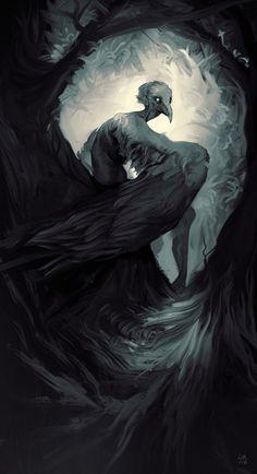 Harpyja by Susanna Wesslund