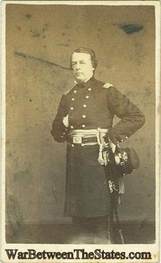 CDV General Edgar M. Gregory