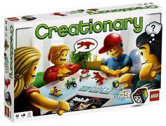 Klocki Lego Gry Creationary 3844 - zdjęcie 1
