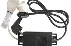 This product is German VDE approved.  VDE is the Association for Electrical, Electronic and Information Technologies and is considered to be the symbol of the highest electrical safety standard.  This version is mixed with a UK socket and EC plug so that any of our waste disposal units can be used in a European socket (note that the picture shows an EC socket but it will be a UK one).