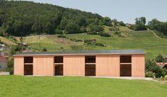 Bänzigers Architektur AG - Berneck - Architekten