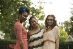 The girls at Opera Lyra - Italian Garden Party 2013 - The Wardrobe Stylist