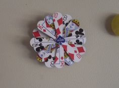 Playing+Card+Magnet+#howto+#tutorial