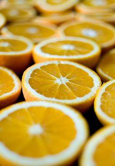 Fruits - oranges