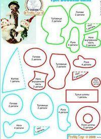 mold d noel dormilon Christmas Ornaments To Make, Christmas Sewing, Felt Ornaments, Christmas Snowman, Handmade Christmas, Christmas Decorations, Snowman Crafts, Xmas Crafts, Christmas Projects