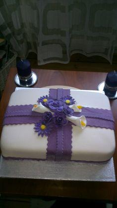 Flowers cake Lauras fest kager Facebook