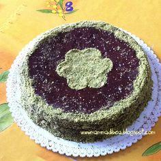 mamma di b.e.a.: torta al pistacchio