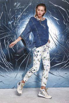 DANIELA DALLAVALLE - Lookbook Blu