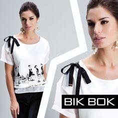 Os detalhes fazem diferença no Inverno 2015 Bik Bok . #fashion #bikbok