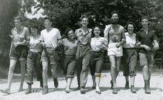 SCI #volunteers in Stuttgart-Rohr, #Germany. (1951) Volunteers Around The World, Germany, Around The Worlds, Stuttgart, Deutsch