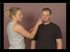 Self Defense Nose Breaks