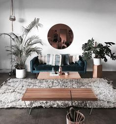 The idea of a Bohemian style is to come up with a living room that defines you as an individual and not just a streamline home.A Bohemian living room gives you the impression that you are in another world with… Continue Reading → Decor, Home Decor Inspiration, House Design, Living Room Decor, Home Decor, Room Remodeling, House Interior, Apartment Decor, Home Deco