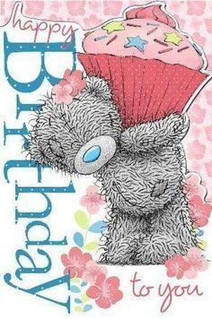 Happy Birthday, Tatty Teddy, Teddy Bears, Birthday Greetings, Happy Birthaday, Happy Cumpleaño, Tatty Bears, Happybirthday, Birthday Bears