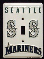 Seattle Mariners Switchplate