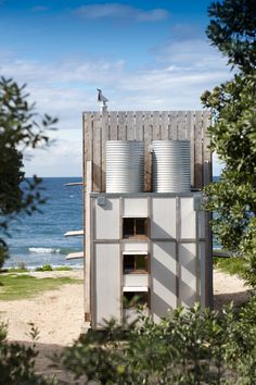 Crosson, Clarke, Carnachan Architects | Projects - Hut On Sleds