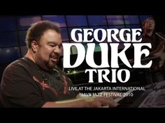 "George Duke Trio ""Rush Hour/Road Rage"" Live at Java Jazz Festival 2010"
