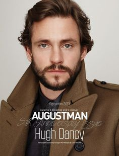 Hugh Dancy Photographed by Chiun-Kai Shih for August Man September 2013
