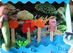 Sunny Sweet Life: {Under the Sea} Ocean Diorama