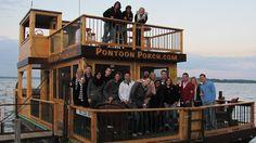 Pontoon Porch