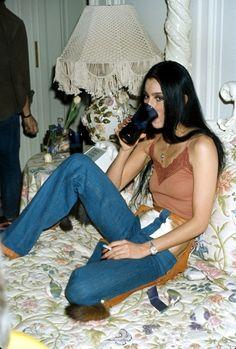 Cher, 70s.